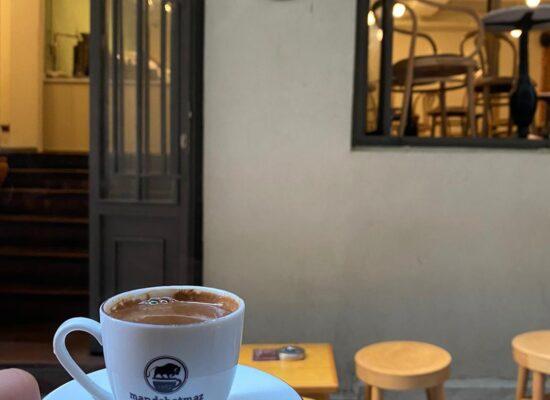 Sip Turkish coffee during Istanbul night tour