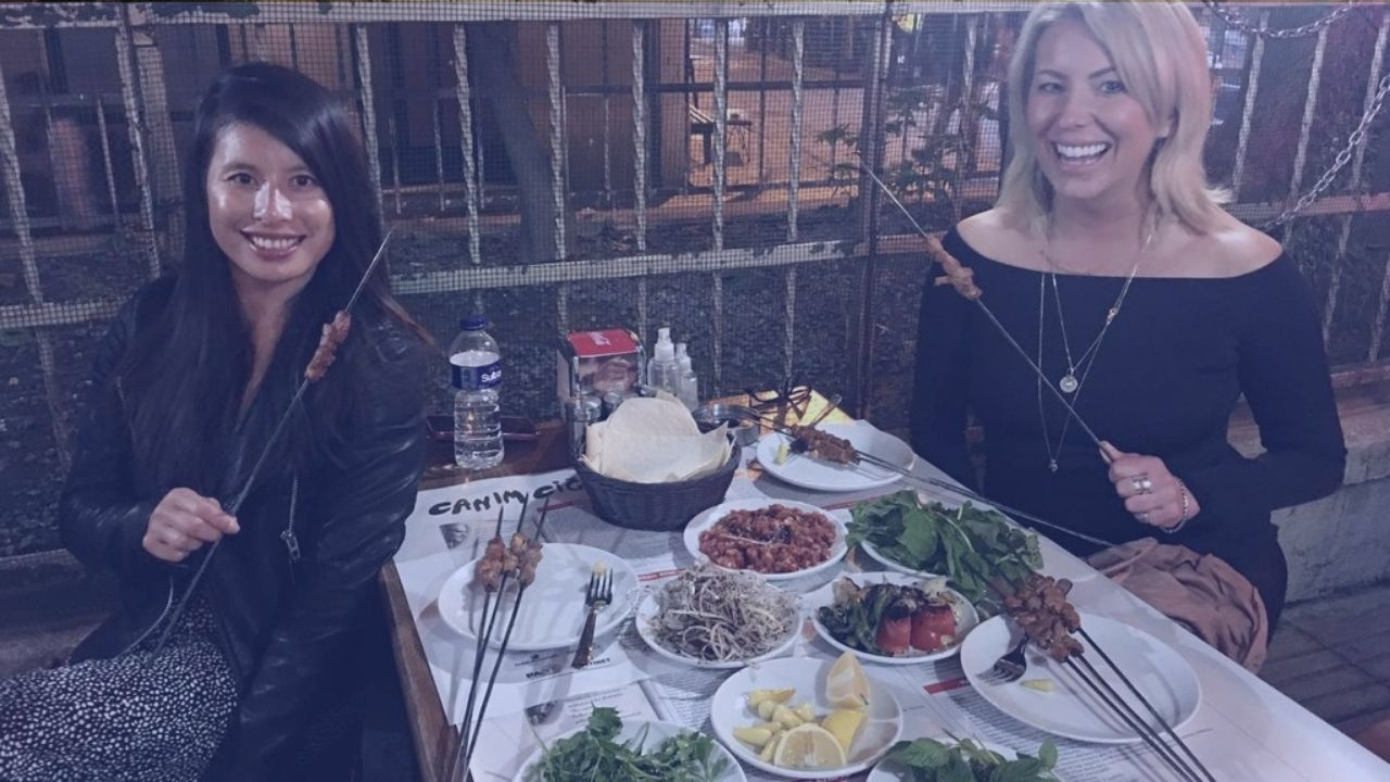 tasting delicious local delicacies during istanbul food tours